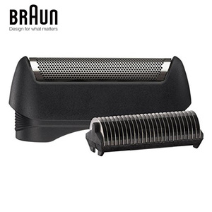 Image 2 - Braun Electric Shaver Blade 11B Foil & Cutter Replacement Set for Series 1 Shavers (110 120 140 150 5684 5682 New 130)