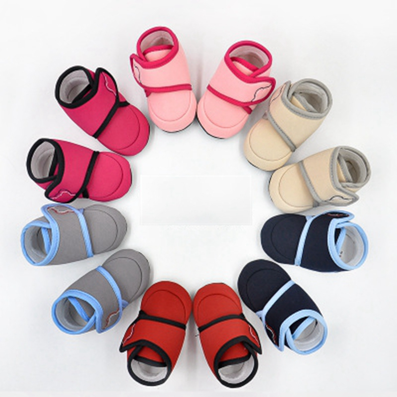 2019 Baby Shoes First Wakers Newbon Cartoon Shoes Prewalker,Infant Antislip Sapato Classic Sports Sneakers Newborn Baby shoes