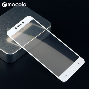 Image 3 - Für Xiaomi Redmi 4X Screen Protector Original Mocolo Volle Abdeckung 9H Gehärtetem Glas film für Redmi 4X Glas Bildschirm protector