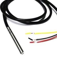 Electronics температуры smart пакет датчик нержавеющей стали из м водонепроницаемый шт.