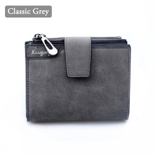 e6e88893bb35 Wallet Women Vintage Fashion Top Quality Small Wallet Leather Purse Female  Money Bag Small Zipper Coin Pocket Brand Hot !!