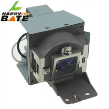 Wholesale 5J.J4S05.001 Replacement Projector Lamp with Housing for BENQ MW814ST With 180 days Warranty free shipping lamtop 180 days warranty projector lamps with housing np06lp for np3200