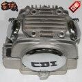 Zongshen  Yinxiang детали двигателя мотоцикла  горизонтальные 100  110  125 головки блока цилиндров в сборе  Jialing 70