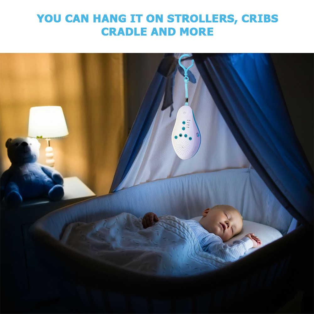 Portable Baby Snatcher Kebisingan Recorder Auto-Off Timer Sensor Suara untuk Perawatan Bayi Bayi Profesional Terapi Suara Mesin