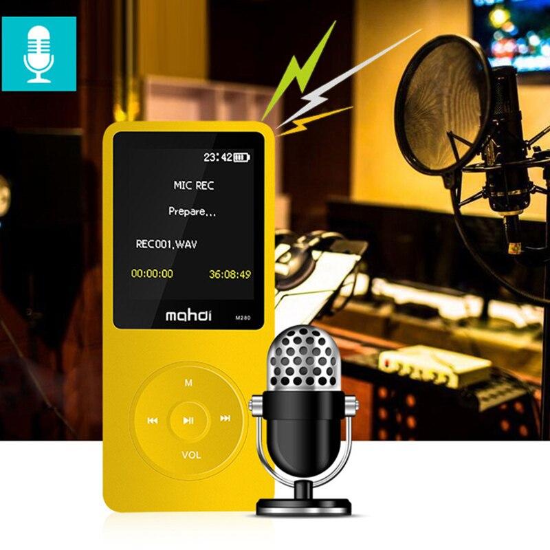 Tragbares Audio & Video Hilfreich Doitop Mp3 Mp4 Player 8 Gb Mit Digital Display Sport Mp3 Mp4 Hifi Player Unterstützung Fm Radio Tf Karte Eingebaute Lautsprecher Ein
