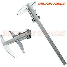 0-300 мм 12 дюймов 4 способа измерения стальной штангенциркуль с nip челюсти 300 мм ползунок штангенциркуль измерительный Калибр