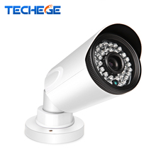 Techege 2.0/1.3/1.0MP POE IP Camera 36Leds IR Cut Night Vision Waterproof IP66 Outdoor ONVIF 2.0 Motion Detection Xmeye IP Cam