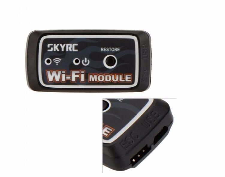 Dailyinshop SKYRC SK-600075-01 WiFi-Modul f/ür Imax B6 Mini B6AC V2 Ladeger/ät SC120 ESC