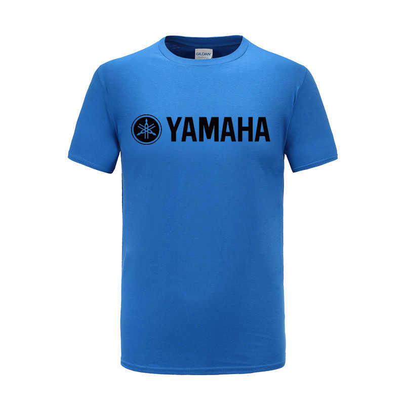 Cool 2019 Hot Sale Men's fashion Shirt Brand Yamaha T Shirt cozy Short Sleeve Tee Hipster No glue print O-neck tees tops
