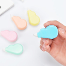 5 pcs Color cloud correction tape set 5mm White corrective tapes Stationery Office School supplies material escolar A6329