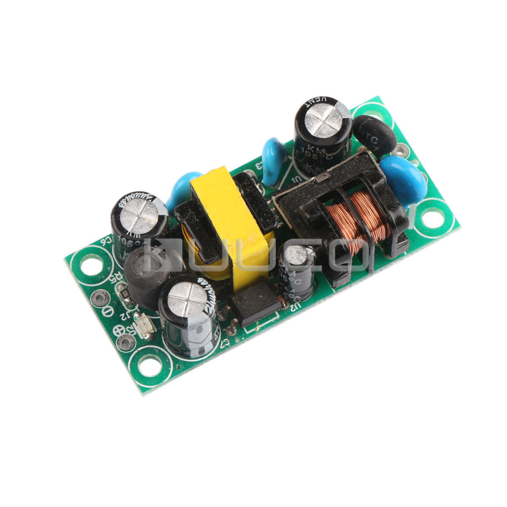 Switching Power Supply AC 90~240V to DC 12V Buck Converter 6W Voltage Regulator / Power Adapter / LED Driver meanwell 12v 350w ul certificated nes series switching power supply 85 264v ac to 12v dc