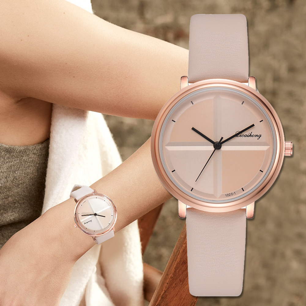 Exquisite Simple Style Women Watches Small Fashion Quartz La