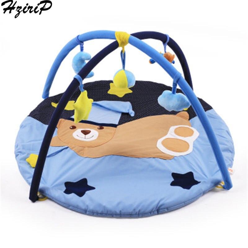 HziriP bébé jeu ours couverture Split Joint tapis bébé Gym jouets éducatifs éducatifs ramper tapis cadeaux main-oeil Coordination