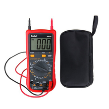 Multimeter Kaisi High Precision LCD Digital Display Automatic Range Capacitance Table Handheld Portable Home Ammeter Tester цена в Москве и Питере