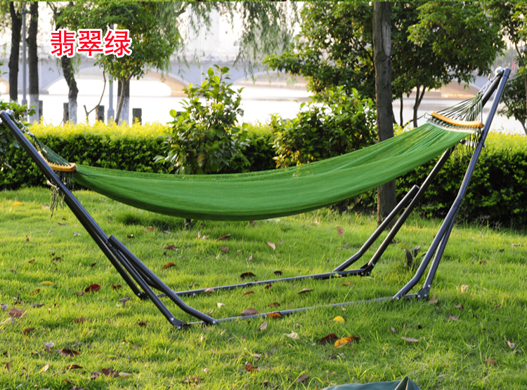 Swell Outdoor Bed Canvas Hammock Swing Net Thickened Hanging Bed Short Links Chair Design For Home Short Linksinfo