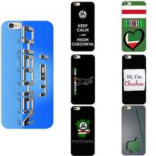 Aku dari Chechnya Serigala Bendera Nasional Antique Theme TPU Ponsel Case untuk Iphone 6 7 8 S XR X ditambah 11 Pro Max(China)