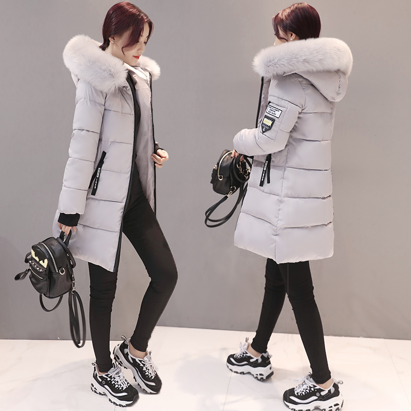 Fashion Hooded Women Big