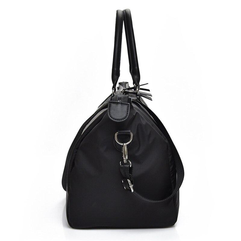 ombro bolsa de mulher bolsa Project Name : Women Nylon Travel Bag