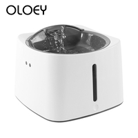 1.5L Electric Automatic Cat Water Fountain Dispenser Drinker for Pet Dog Cat Fountain Drinker Bowl Healthy Drinking Pet Product