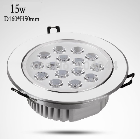 2018 Time-limited Ce Emc Ceiling Lights Free Shipping : Hot Sell,1pcs/lot 15*1w Led Down Light With Power ,led With Cool Color 2018 Time-limited Ce Emc Ceiling Lights Free Shipping : Hot Sell,1pcs/lot 15*1w Led Down Light With Power ,led With Cool Color