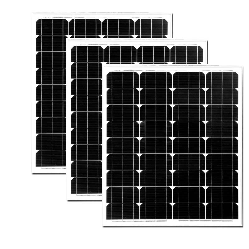 Portable Solar Panel 12v 70w 3 Pcs Solar Modules 36v 210W Solar Charger Battery Camp Car Caravan Boats Solar Energy System