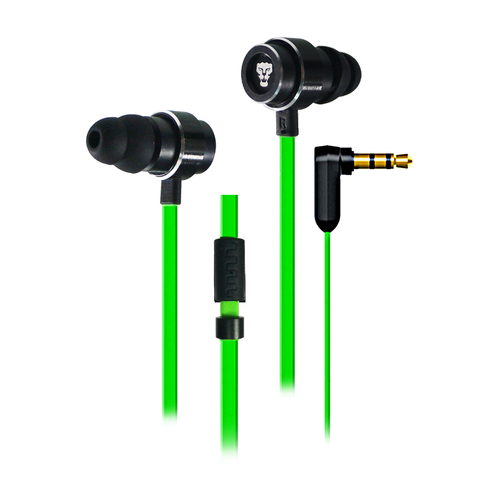 Buy Direct From China Noise Cancelling Metal Earphone High Quality Heavy Bass Stereo Earphones For Phone Mp3 Better Than Razer image