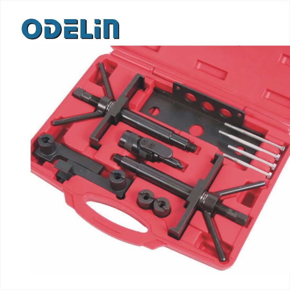 ODELIN Auto Engine Timing /Locking Tool Set Kit For Volvo Auto Tools hot selling universal diesel engine timing belt locking tool set for opel for vauxhall auto repair tools
