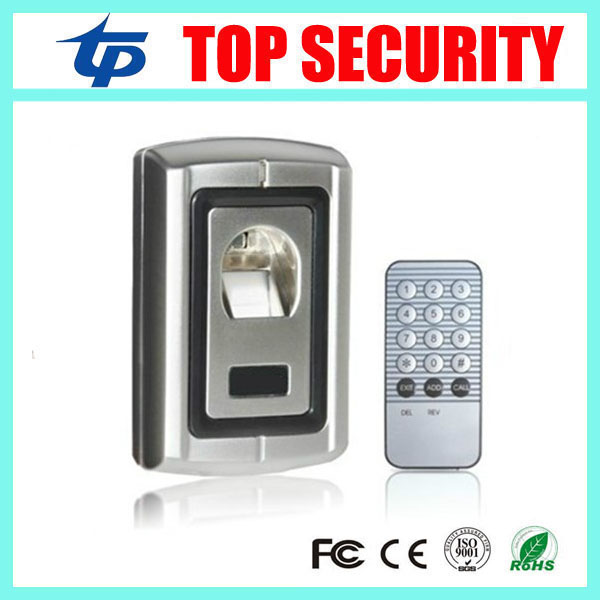 Sleep model newest F007 fingerprint access control system 1000 users metal biometric fingerprint door access controller reader