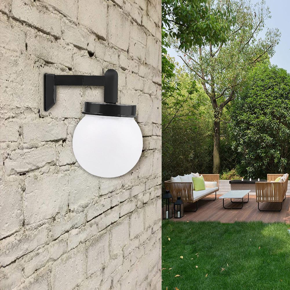 Led Outdoor Wall Lamps Led Lamps Tamproad Modern Brief Surface Mounted 6w Led Wall Lamp Outdoor Waterproof Aluminum Wall Lights Porch Street Garden Light Sconce