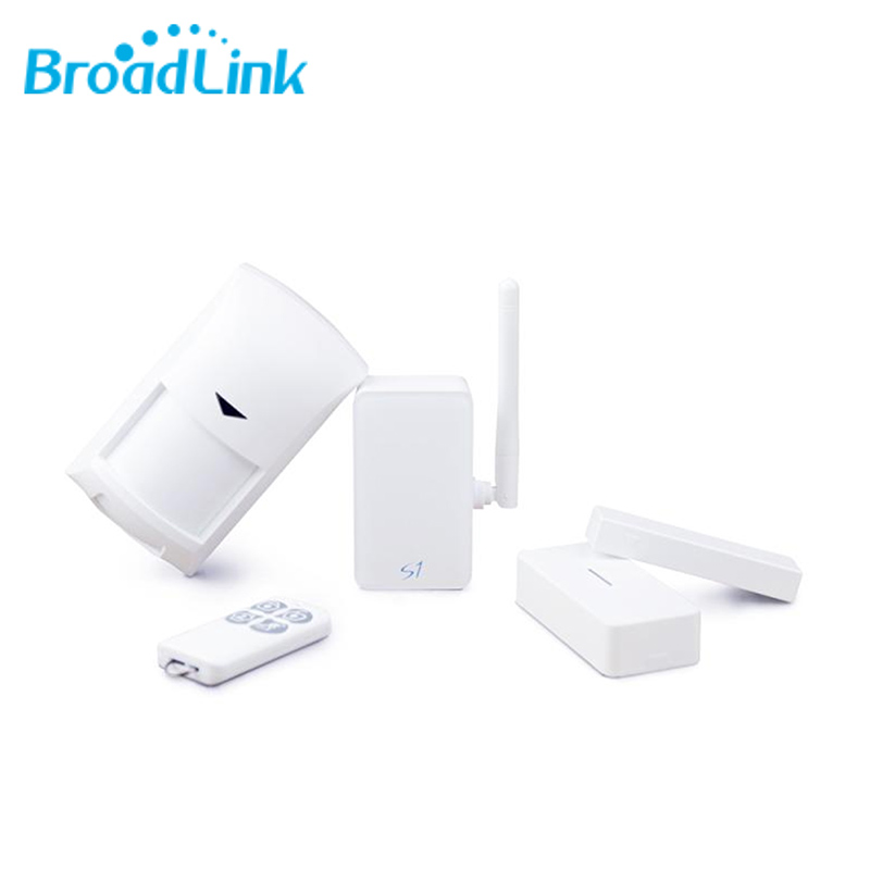 Broadlink S1 4 in 1 Alone Sensor Smart ONE Smart Home kit PIR Sensor Contorls in Sensors ...