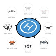 PGYTECH Plataforma de aterrizaje de Dron DJI Spark, plegable y rápido, para Mavic Pro Phantom 2 3 4 inspire 75cm