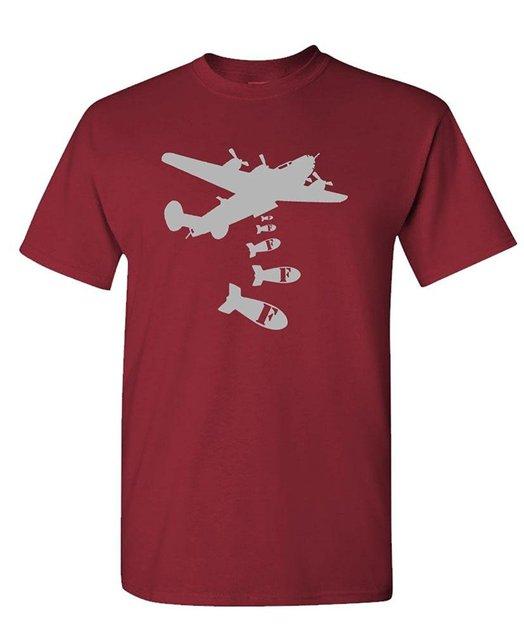 Dropping F Bombs Cussing Vulgar Profane Mens Cotton T Shirt 3d Men