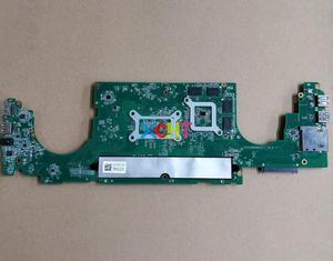 Image 2 - עבור Dell Inspiron 7548 CN 0R9T31 0R9T31 R9T31 w i5 5200U מעבד DA0AM6MB8F1 w 216 0855000 GPU מחשב נייד האם Mainboard נבדק