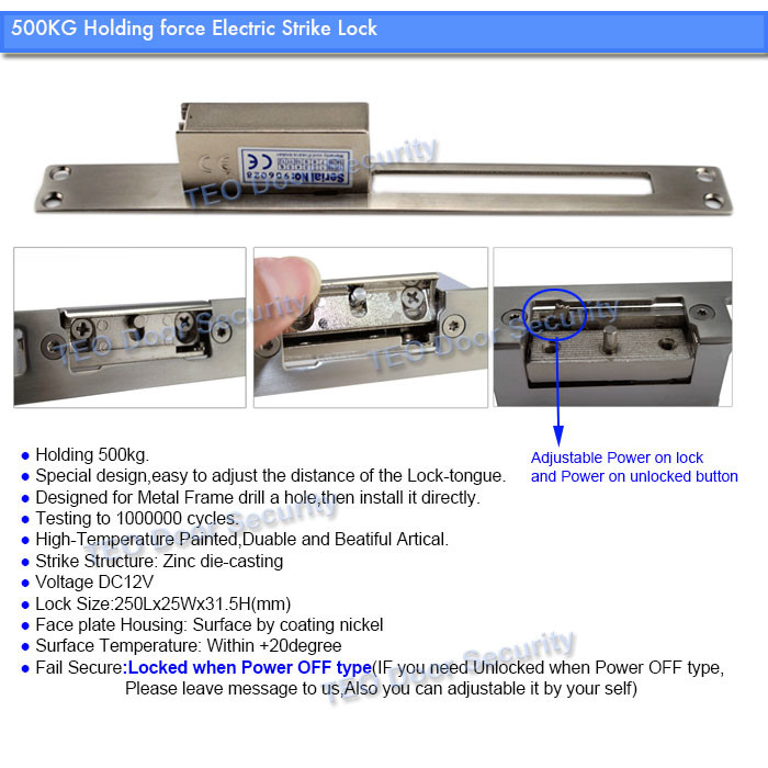706Strike-Lock