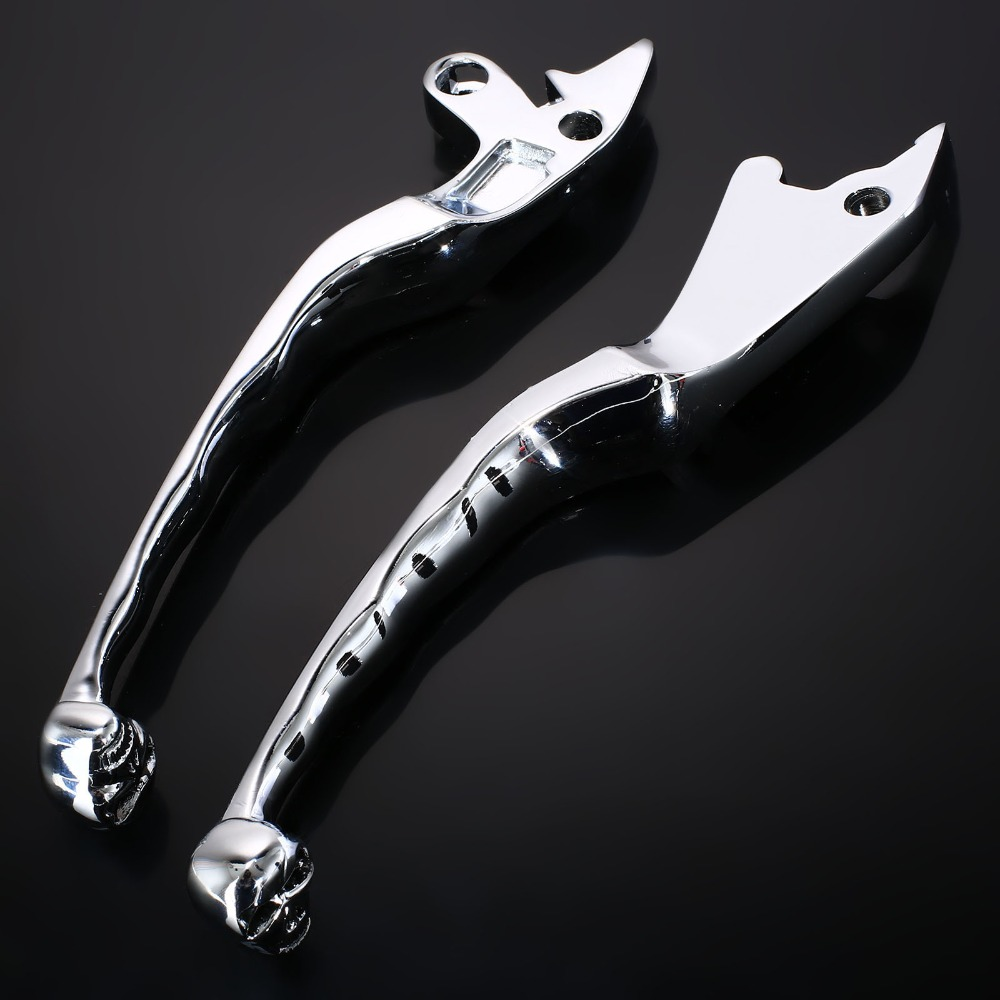 Mgoodoo Brake Hand Levers Chrome Clutch Replacement Set for Suzuki Boulevard S50 S83 C90 Intruder 1400 800 1500 Motorbike Parts in Brake Disks from Automobiles Motorcycles
