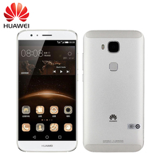 Original Huawei G7 Plus 4G LTE Cell Phone 5.5″ Octa Core Snapdragon 615 Android 5.1 2GB RAM 16GB ROM IPS 1920×1080 13.0MP Camera