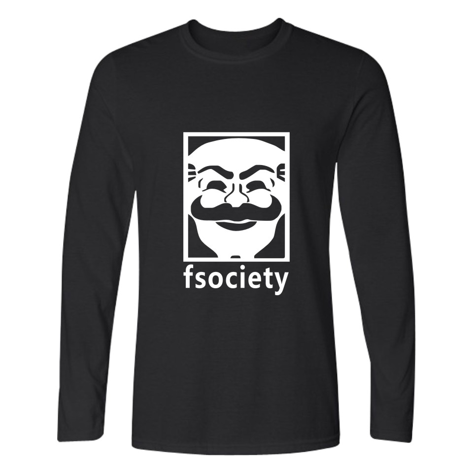 T shirt design job - Steve Jobs Mr Robot Design Funny Printed T Shirt Men Women Class Mr Robot Men