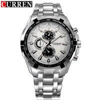 Curren Watch Men Military Relogio Masculino Quartz Watch Mens Watches Top Brand Luxury Sport Wristwatch Mens