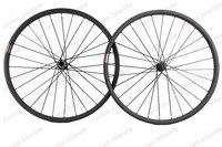 Асимметричная 29ER MTB AM углерода Колеса 29 дюймов 35 мм ширина 28 мм Глубина горный велосипед hookless углерода колесная с 791/792 boost концентраторы