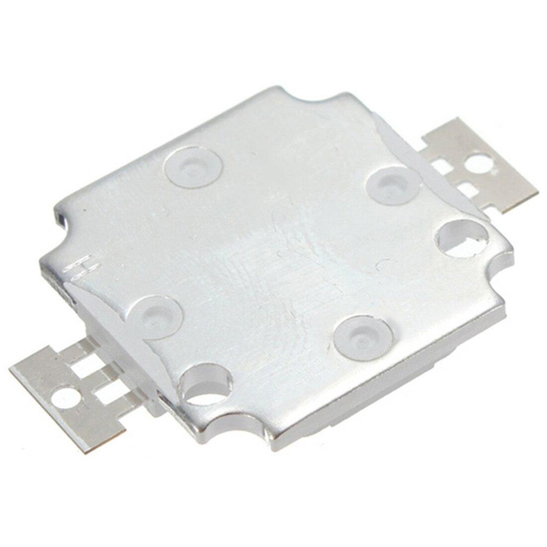 4 X 10W 900LM Warm White High Brightness LED Lamp Chip DC 9-12V