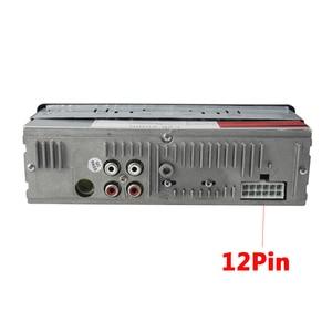 Image 5 - 1 DIN 12 V Auto Radio Player Bluetooth Stereo FM Retro Radio Player Auto U disk Plug in autoradio Fahrzeug DVD Maschine 2019 NEUE