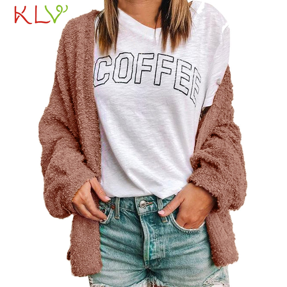 Charitable Women Jacket Winter Solid Warm Wool Long Sweater 2018 Cardigan Plus Size Ladies Chamarra Cazadora Mujer Coat For Girls 18oct24 Regular Tea Drinking Improves Your Health Cardigans