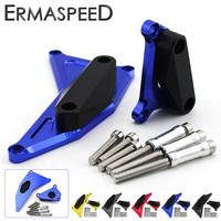 For BMW S1000RR 2009 2016 CNC Motorcycle Engine Guard Left Right Engine Cover Crash Protector Pads
