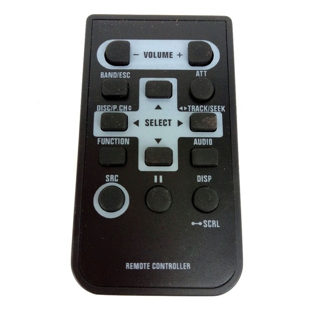 Nova substituição para pioneer cd mp3, sistema de áudio de carro, unidade estéreo de controle remoto para pioneiro, áudio de carros,