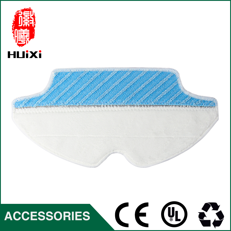 Sweeper Cleaning Mop Rag High Effciency Cloth for CEN360 Robot Vacuum Cleaner Parts for House fmart fm r150 smart robot vacuum cleaner cleaning appliances 128ml water tank wet 300ml dustbin sweeper aspirator 3 in 1 vacuums