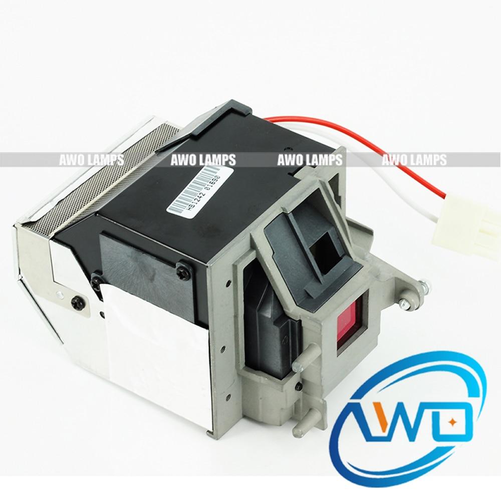 Kompatible Beamerlampe in AWO-Qualität SP-LAMP-024 mit Gehäuse für INFOCUS IN24 / IN26 / IN24EP / W240 / W260