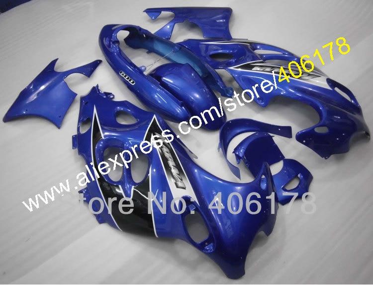 Hot Sales,Cheap GSX750f GSX600f fairing For Suzuki KATANA GSX 750 600f 1998-2007 Blue Motorcycle Fairings sale at china