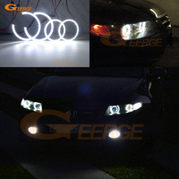 For ACURA TSX CL9 2004 2005 2006 2007 2008 Excellent 4 pcs Ultra bright illumination smd led Angel Eyes kit