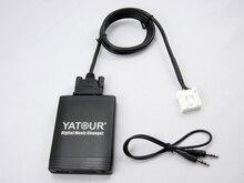 Yatour USB TF Radio bluetooth mp3 Player for Mazda 3 323 6 2003-2008 Car Digital Music Changer Audio YTM-06
