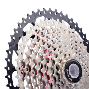 Image 2 - 11 50T kaset 10 hız mtb bisiklet freewheel dişli cdg 50T cog velocidade dağ bisikleti freewheel ultralight 583g vg 10
